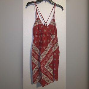 Converse drawstring dress - size Small